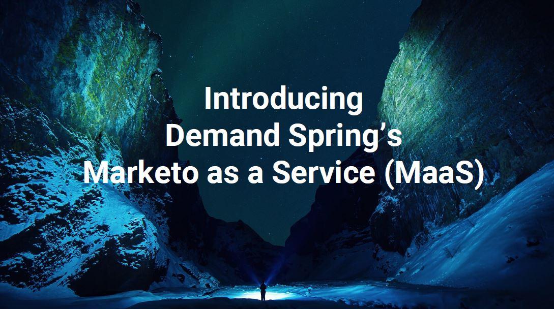 Marketo As A Service