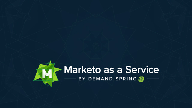 Marketo as a Service - Overview